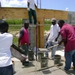 Pouring Column