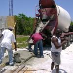 Pouring Column (4)